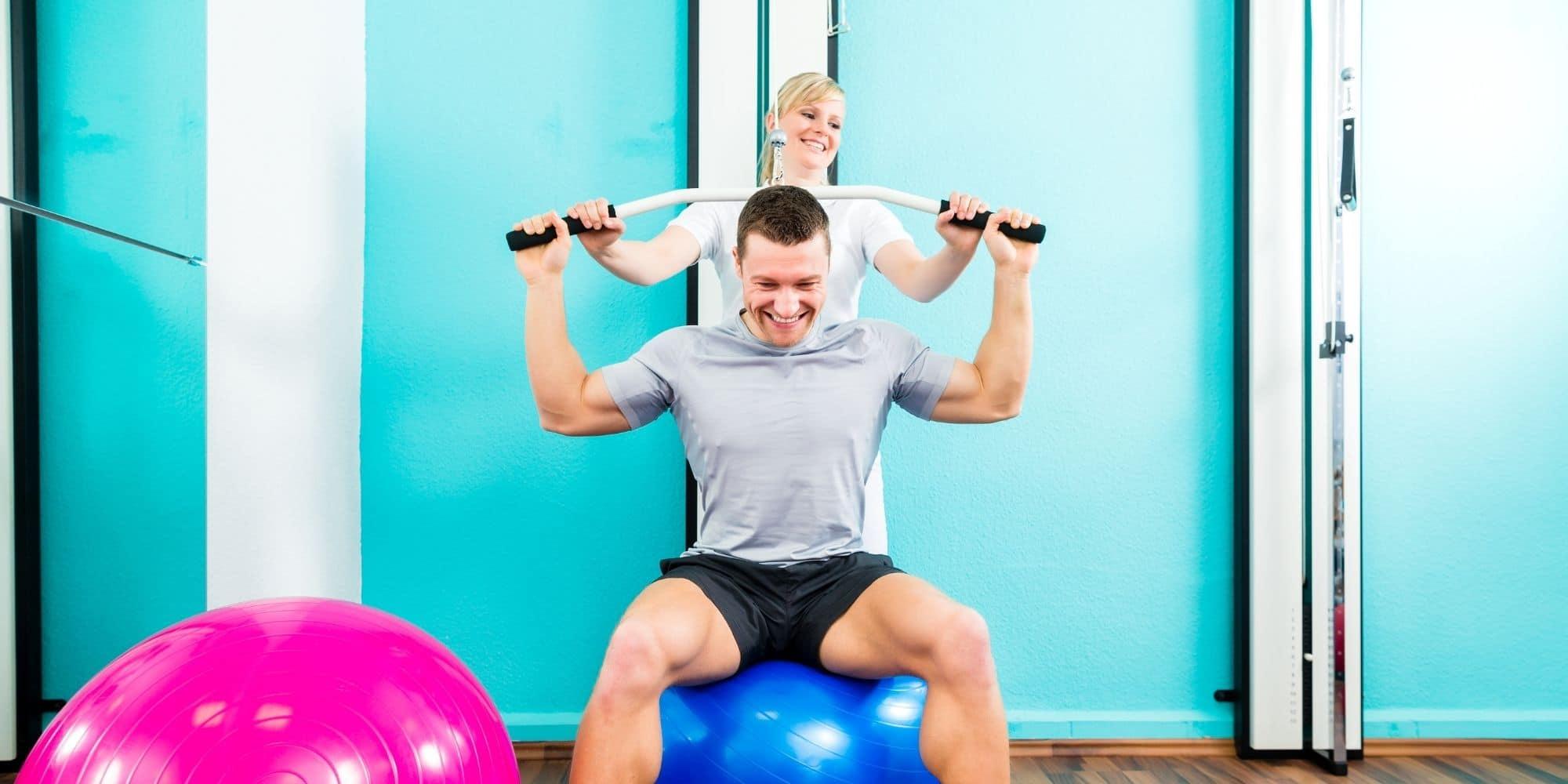 fisioterapista sportivo